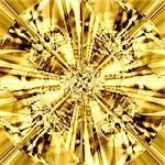 golden abstract background Stock Photo - Royalty-Free, Artist: alri                          , Code: 400-05199587