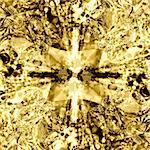 golden abstract background Stock Photo - Royalty-Free, Artist: alri                          , Code: 400-05199589