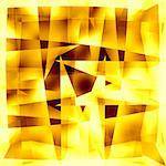 golden abstract background Stock Photo - Royalty-Free, Artist: alri                          , Code: 400-05199613