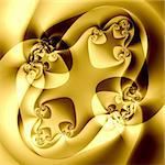 golden abstract background Stock Photo - Royalty-Free, Artist: alri                          , Code: 400-05199633