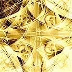 golden abstract background Stock Photo - Royalty-Free, Artist: alri                          , Code: 400-05199639