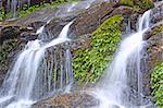 Waterfall in the jungle in Thailand Stock Photo - Royalty-Free, Artist: dikti                         , Code: 400-05226362
