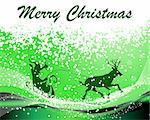 Beautiful vector Christmas (New Year) background for design use Stock Photo - Royalty-Free, Artist: angelp, Code: 400-05260712