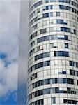 Modern office building in La Defense, France, Paris Stock Photo - Royalty-Free, Artist: csp                           , Code: 400-05261119
