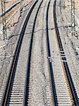 Train routes in Catalonia in Spain Stock Photo - Royalty-Free, Artist: csp                           , Code: 400-05261158
