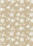Seamless abstract floral background - vector include pattern source - easy to modify