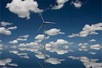 rolffimages (artist) - High Resolution Wind Power Stock Photo - Royalty-Freenull, Code: 400-05271773