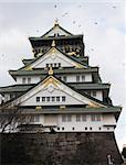 Hiroshima Castle,the famous temple of  Japan