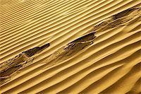 Scenery of desert textures in a sandhill Stock Photo - Royalty-Freenull, Code: 400-05300569