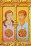 Window man & woman