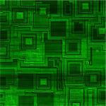 green squares pattern background
