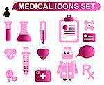 Medicine & Heath Care Stock Photo - Royalty-Free, Artist: icons                         , Code: 400-05311597