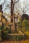 Grave stones Stock Photo - Royalty-Free, Artist: slavapat                      , Code: 400-05320323