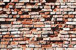 aging brick wall Stock Photo - Royalty-Free, Artist: basel101658                   , Code: 400-05330878