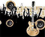 guitar Stock Photo - Royalty-Free, Artist: james2000                     , Code: 400-05344373