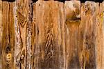 Fragment of old building wall made of wooden planks Stock Photo - Royalty-Free, Artist: sauletas                      , Code: 400-05344672