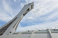 Olympic Stadium in Montreal, Canada Stock Photo - Royalty-Freenull, Code: 400-05347796