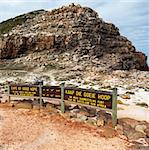 Cape of Good Hope in South Africa - square Stock Photo - Royalty-Free, Artist: Farina3000                    , Code: 400-05355129