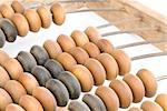 abacus Stock Photo - Royalty-Free, Artist: spaxiax                       , Code: 400-05356825