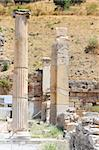 Antique columns in a city in the Efes, Turkey Stock Photo - Royalty-Free, Artist: korvin79                      , Code: 400-05359429