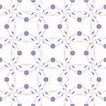 Abstract background of beautiful seamless floral pattern Stock Photo - Royalty-Free, Artist: inbj                          , Code: 400-05360859
