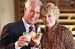 Couple Enjoying A Drink At A Bar Together Stock Photo - Royalty-Free, Artist: MonkeyBusinessImages          , Code: 400-05364254