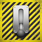 Switch. Vector illustration. Eps10 Stock Photo - Royalty-Free, Artist: Diddle                        , Code: 400-05365253