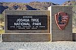 Scenic Joshua Tree National Park in California Stock Photo - Royalty-Free, Artist: Wilsilver77                   , Code: 400-05368233
