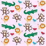 pattern for childrens clothes Stock Photo - Royalty-Free, Artist: chip                          , Code: 400-05368490