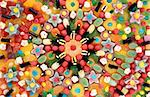 CANDIES Stock Photo - Royalty-Free, Artist: alephcomo                     , Code: 400-05385172