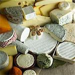 cheese still life Stock Photo - Royalty-Free, Artist: phbcz                         , Code: 400-05387170
