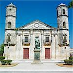 La Inmaculada Concepcin Cathedral, Crdenas, Matanzas Province, Cuba Stock Photo - Royalty-Free, Artist: phbcz                         , Code: 400-05387223
