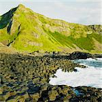 Giant's Causeway, County Antrim, Northern Ireland Stock Photo - Royalty-Free, Artist: phbcz                         , Code: 400-05387263