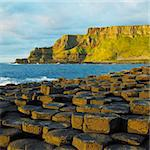 Giant's Causeway, County Antrim, Northern Ireland Stock Photo - Royalty-Free, Artist: phbcz                         , Code: 400-05387264