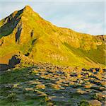 Giant's Causeway, County Antrim, Northern Ireland Stock Photo - Royalty-Free, Artist: phbcz                         , Code: 400-05387265