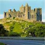 Rock of Cashel, County Tipperary, Ireland Stock Photo - Royalty-Free, Artist: phbcz                         , Code: 400-05387295