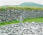 Gallarus Oratory surroundings, County Kerry, Ireland