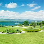 Bantry House Garden, County Cork, Ireland