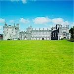 Kilkenny Castle, County Kilkenny, Ireland Stock Photo - Royalty-Free, Artist: phbcz                         , Code: 400-05387319