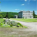 Curraghmore House, County Waterford, Ireland Stock Photo - Royalty-Free, Artist: phbcz                         , Code: 400-05387323