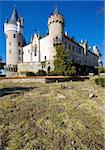 Castle Zleby, Czech Republic Stock Photo - Royalty-Free, Artist: phbcz                         , Code: 400-05388399