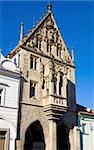 Stone House, Kutna Hora, Czech Republic Stock Photo - Royalty-Free, Artist: phbcz                         , Code: 400-05388401