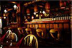 Bar in Restaurant Stock Photo - Premium Rights-Managed, Artist: John Cullen, Code: 700-05389351