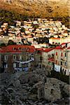 Ruins and Old City, Dubrovnik, Croatia Stock Photo - Premium Rights-Managed, Artist: John Cullen, Code: 700-05389358