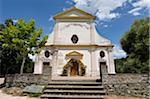 Eglise Saint-Paul, Vallecalle, Haute-Corse, Corsica, France Stock Photo - Premium Rights-Managed, Artist: Jean-Christophe Riou, Code: 700-05389515