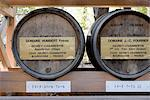 Japan, Tokyo, Harakuju, Yoyogi park, barrels of wine Stock Photo - Premium Royalty-Free, Artist: I Dream Stock, Code: 610-05391015