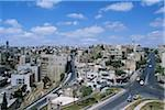 Middle East, Jordan, Amman, elevated view of cityscape Stock Photo - Premium Royalty-Free, Artist: Transtock, Code: 653-05393401