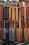 Leather belts for sale to tourists in limone Stock Photo - Premium Royalty-Free, Artist: Martin Frster, Code: 6106-05394046