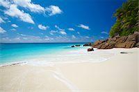 seychelles - Tropical beach, Seychelles, Indian Ocean, Africa Stock Photo - Premium Royalty-Freenull, Code: 6106-05405566