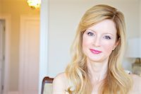 Blond Woman Stock Photo - Premium Royalty-Freenull, Code: 6106-05407018